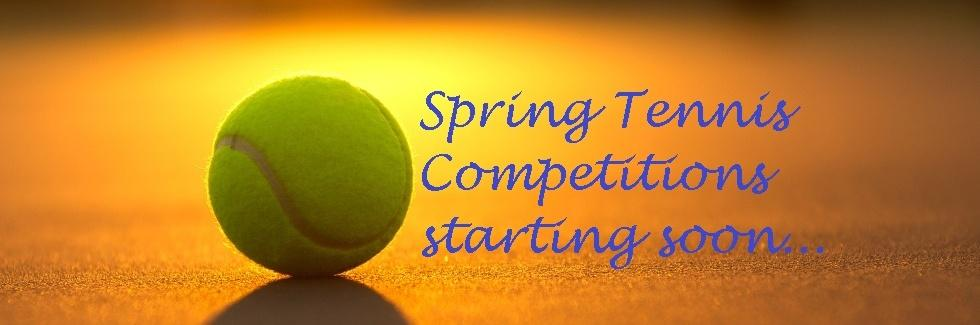 WEDNESDAY NIGHT SPRING COMPETITION WILL COMMENCE IN NOVEMBER!